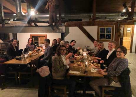 Möte expertgrupp måltid i Göteborg 4-5 februari