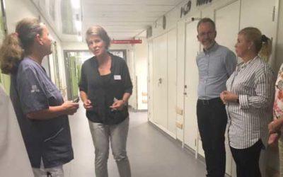Nätverksträff för Expertgruppen Måltider på Danderyds sjukhus