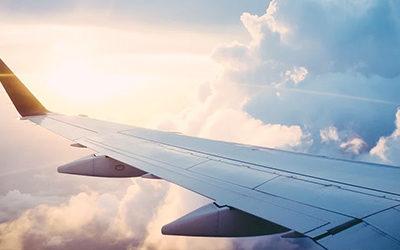 Från flyget till vården